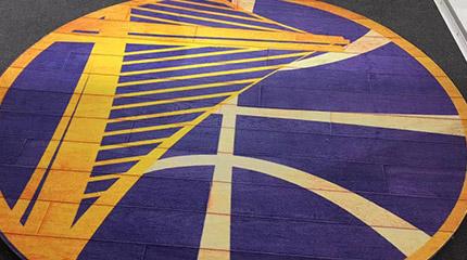 Carpet CNC cutting machine