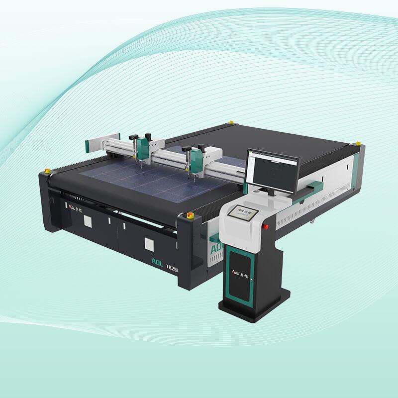 aol digital cloth cutting machine