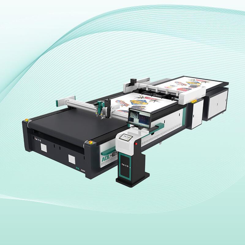 Digital Packaging Industry Cutting machine