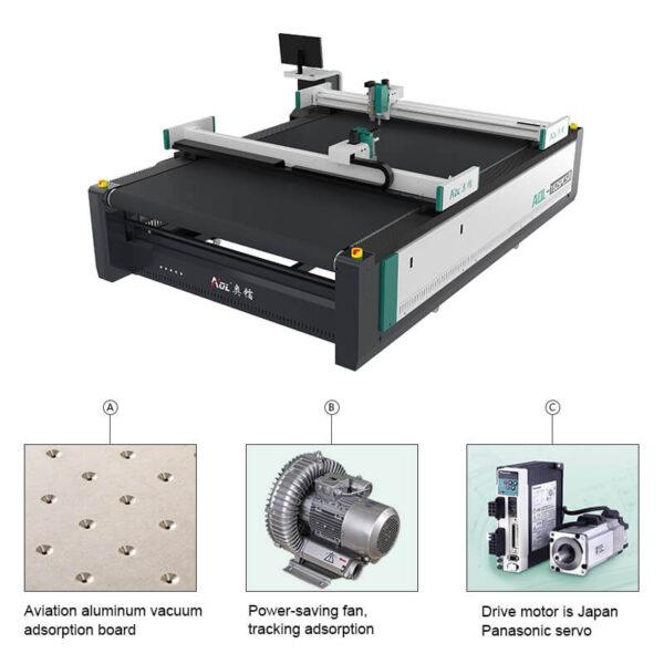 aol digital cutting machine