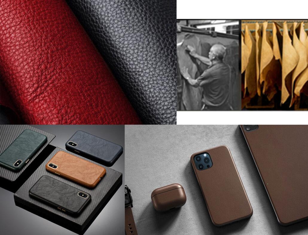 Leather phone case cutting machine | AOL