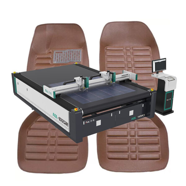 car mat cutting machine