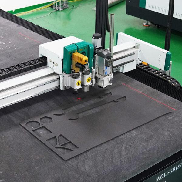 carbon fiber cutting machine