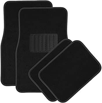 Plush foot pads