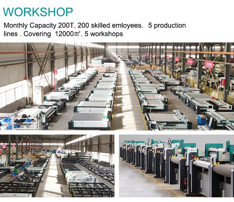 aol cutting machine factory